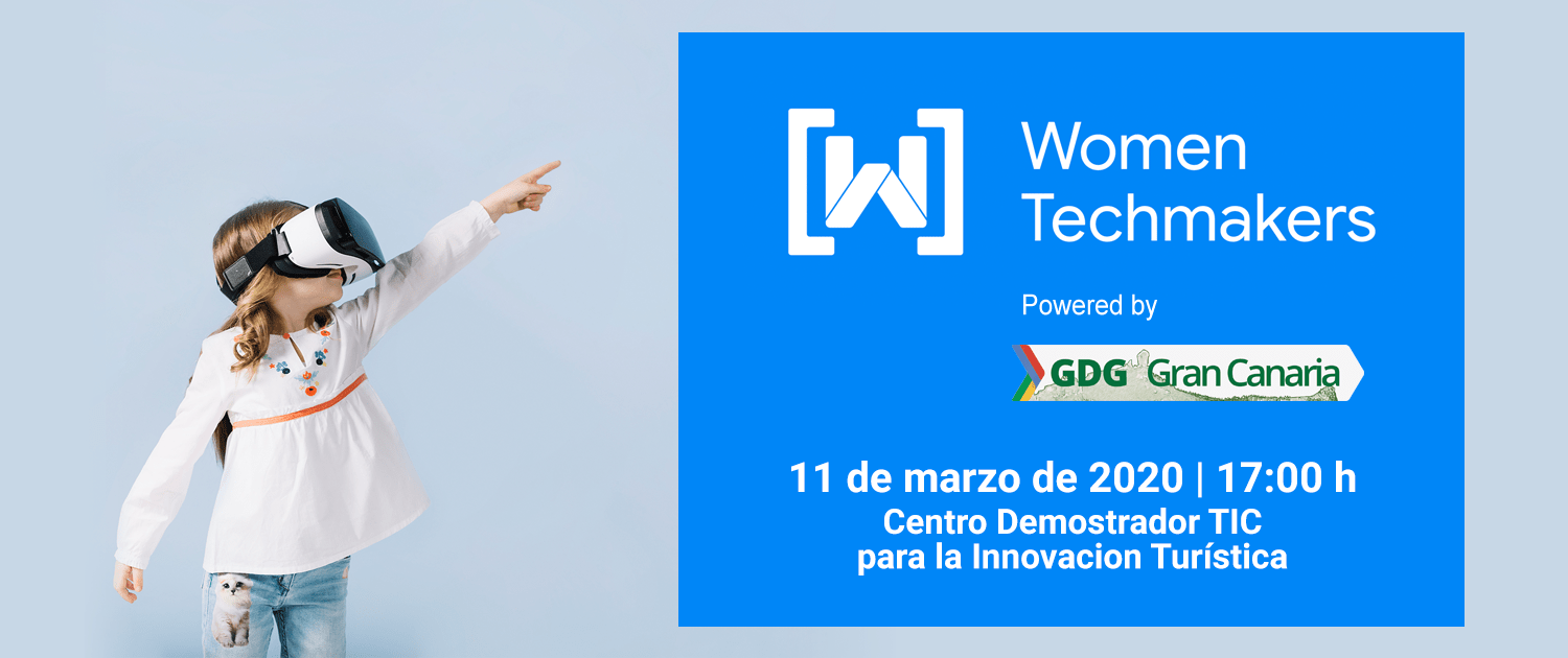 Women Techmakers Gran Canaria 2020