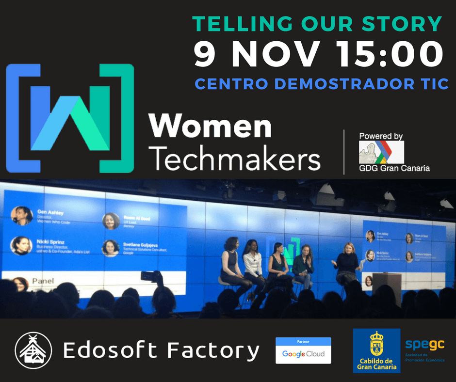 Women Techmakers Gran Canaria 2017